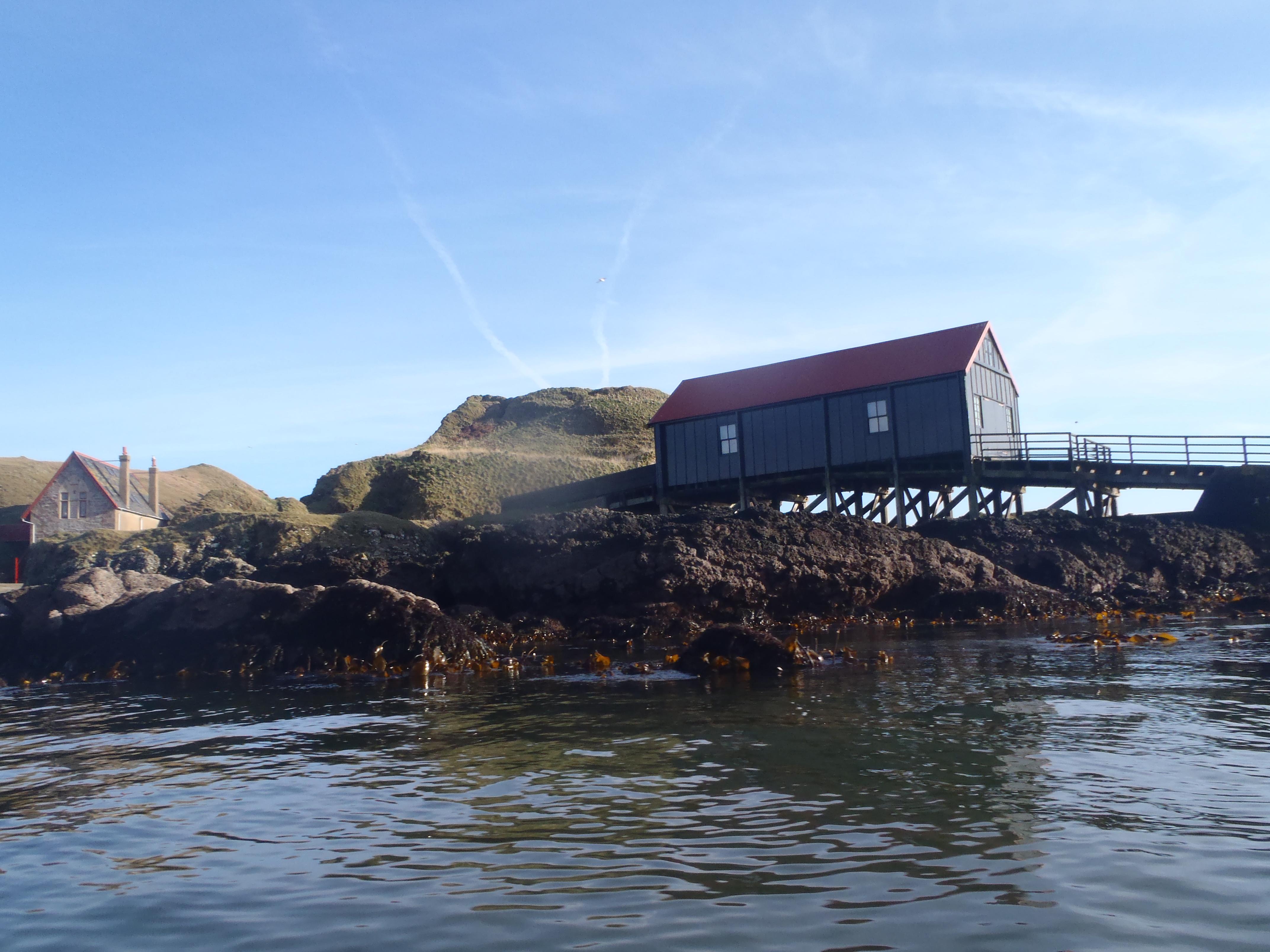 Dunaverty Boat House