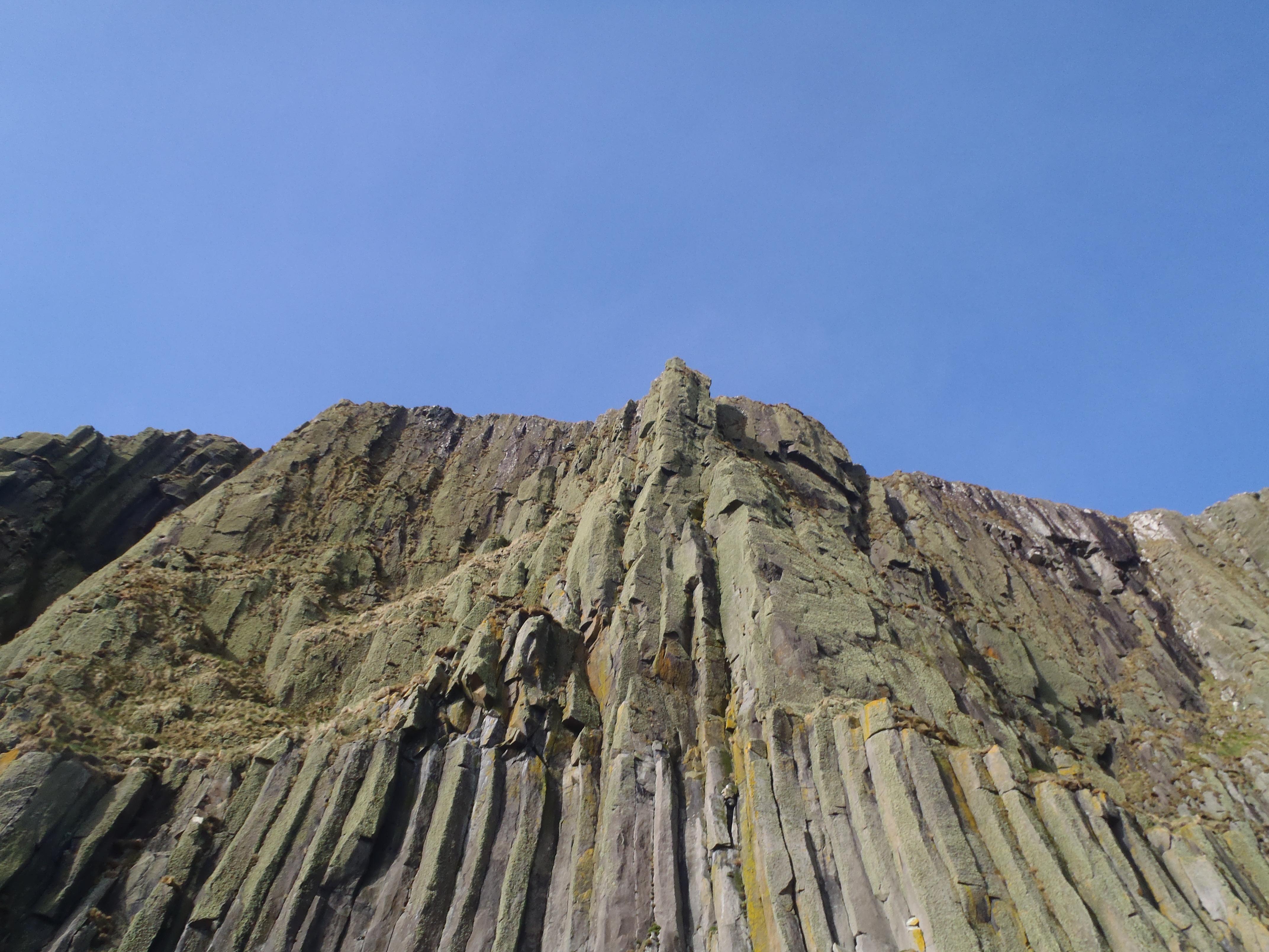 Shiant Cliff